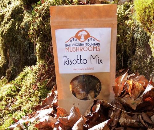 Risotto Mmix, Ballyhoura Mountain Mushroom
