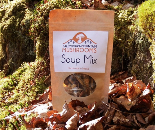 Soup Mix Ballyhoura Mountain Mushroom